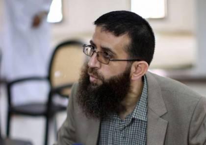 الأسير خضر عدنان يدخل يومه الـ 57 في إضرابه عن الطعام