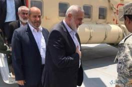 ترتيبات لزيارة ثانية لقيادة حماس للقاهرة لبحث المصالحة وتخفيف الحصار
