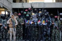 """الأجنحة العسكرية لـ""""فتح تطالب بإعلان حالة النفير العام والاشتباك مع الاحتلال وسحب الاعتراف بـ""""إسرائيل"""""""