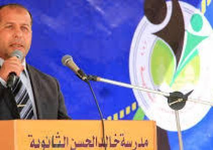 ابو شمالة رئيساً لنادي شباب خان يونس