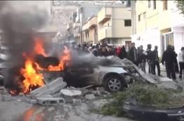 12 قتيلا على الأقل معظمهم مدنيون جراء غارات جوية على مدينة درنة الليبية