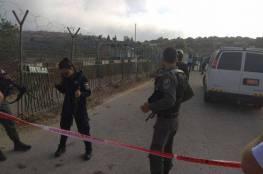 """إطلاق نار صوب قوة """"إسرائيلية"""" على حاجز الجلمة"""