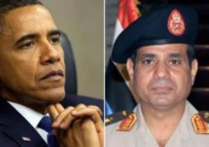 """معاريف تزعم: """"إسرائيل"""" تتوسط لإعادة المساعدات الأمريكية لمصر"""