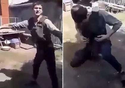 فيديو.. شاب يقتل نفسه أمام الكاميرا خلال اختبار سترة مضادة للرصاص!