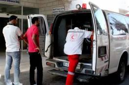 اصابة طفلين احدهما خطيرة برصاص الاحتلال في جنين