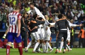ريال مدريد بطل دوري ابطال اوروبا