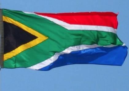 """جنوب افريقيا تعلق عضوية مسؤولة """"كبيرة"""" بسبب تصريحات مؤيدة لاسرائيل"""