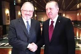 أردوغان يتحدث مجددا عن قضية خاشقجي وعن امتلاك معلومات وهذا ما قاله ..