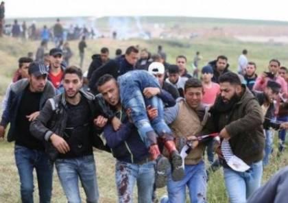 جراحه خطيرة.. اصابة شاب برصاصة بالراس بمخيم العودة شرق جباليا