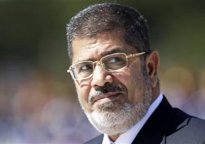 وفد افريقي يلتقي الرئيس المصري المعزول في مكان احتجازه