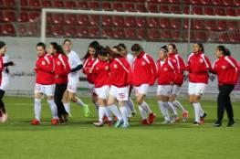 منتخبنا الأولمبي النسوي ينهي استعداداته لمواجهة اندونيسيا