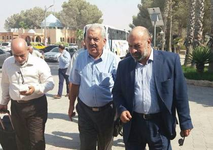 عودة وفد المصالحة المجتمعية من القاهرة