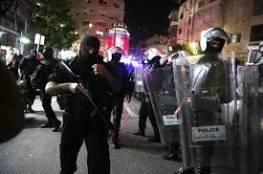 الديمقراطية تدين القمع الوحشي للمتظاهرين في رام الله وتدعو للجنة تحقيق وطنية