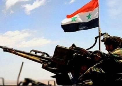 """سوريا: """"داعش"""" محاصر ضمن 3 آلاف كلم بريفي حماة وحمص"""