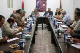 الفصائل الفلسطينية تقدم اقتراح لجدول أعمال الحوار الوطني الفلسطيني بالقاهرة