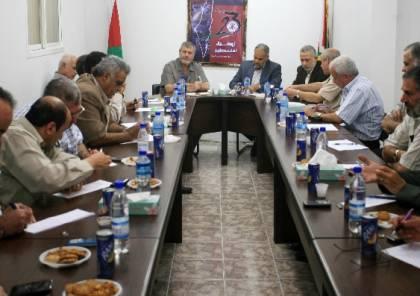 الفصائل الفلسطينية: اجراءات الاحتلال ضد غزة خرق واضح لاتفاق هدنة ٢٠١٤