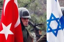 لقاء عسكري اسرائيلي تركي على مستوى رفيع في بروكسل