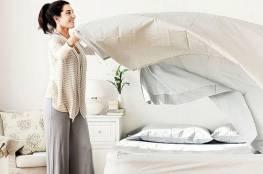 لا ترتب سريرك وفراشك كل يوم لهذا السبب؟