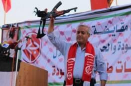 الشعبية : لن نقبل بعقد المجلس الوطني في رام الله ونفقد اعز شبابنا في انفاق الموت