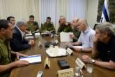 """""""الكابنيت""""يقرر عودة الهدوء على حدود غزة وعدم الشروع في عملية عسكرية حاليا"""