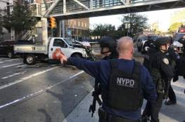 ثمانية قتلى وجرحى في حادث دهس واطلاق نار في منهاتن بنيويورك