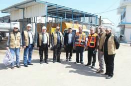 وزارة العمل تشرع بتنفيذ حملة تفتيشية على مشاريع مصلحة مياه بلديات الساحل