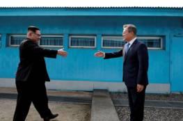 اجتماع مفاجئ بين زعيمي الكوريتين اليوم السبت