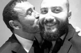 """صورة.. كاظم الساهر يحتفل بخطوبة ابنه """"وسام"""""""