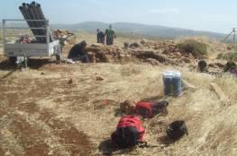 """""""العليا"""" الاسرائيلية تمنع نشر أية تفاصيل عن حفريات أثرية بالضفة"""