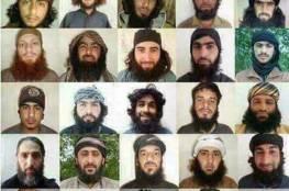 """داعش ينعى عناصره المقتولة خلال عملية الجيش المصري """"سيناء 2018"""