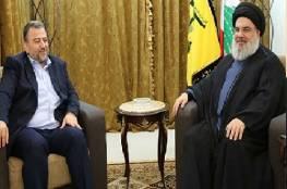 """""""رأس حماس المدبّر"""" التقى سليماني ويقيم في بيروت.. وخط ساخن يصله بنصرالله!"""