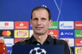أليجري يحذر يوفنتوس من سيناريو مانشستر يونايتد ضد فالنسيا