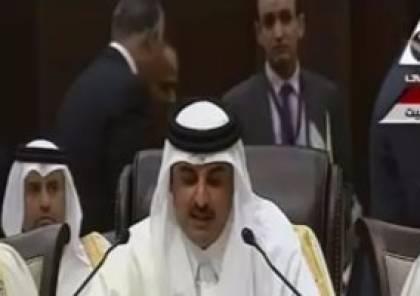 مفتي السعودية ورئيس الشورى وأسرة آل الشيخ يتبرآون من أمير قطر