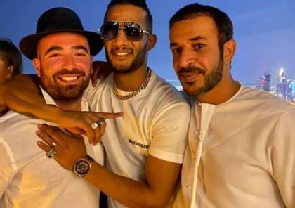 """""""فوقوا , اصحوا"""" .. إسرائيل ترد على الغضب المصري من صورة محمد رمضان (فيديو)"""
