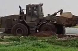 فتح: انتشال جثمان الشهيد بجرافة عسكرية جريمة حرب يجب محاسبة إسرائيل عليها