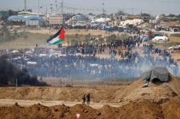 التعليم بغزة: إصابة 84 طالب برصاص الاحتلال على حدود غزة
