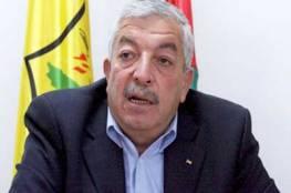 العالول: الرئيس عباس سيجدد مطالبته اقامة دولة فلسطينية على حدود 67