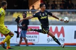 صحف إيطاليا لـ رونالدو : الكالتشيو ليس مثل الدوري الإسباني