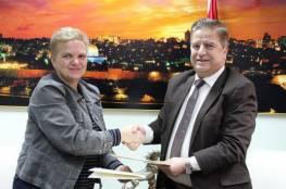 اتفاقية لإنشاء محطة توليد للأكسجين في غزة