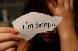 5 أمور لا يبغي على النساء الاعتذار عنها