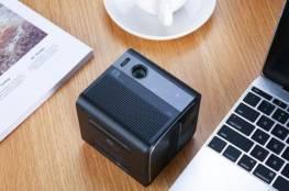 GoSho أقوى جهاز عرض ضوئي مصغر بجودة عالية