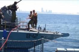 بحرية الاحتلال تستهدف الصيادين وتعتقل 3 منهم قبالة بحر شمال غزة