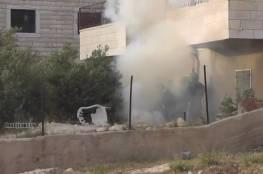 فيديو: غضب اسرائيلي بعد كمين محكم نصبه شبان فلسطينيون لجيش الاحتلال الذي لم يحرك ساكناً