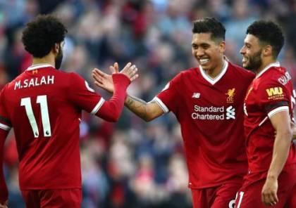 مهاجم ليفربول يدافع أفضل من مدافع آرسنال!