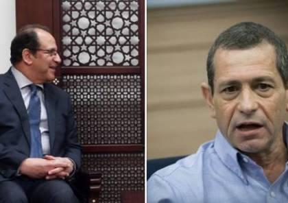 رئيس الشاباك يسلم رئيس المخابرات المصرية رسالة لحركة حماس