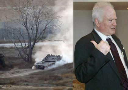 جنرال إسرائيلي يرسم خارطة طريق للتعامل مع غزة.. هذه تفاصيلها