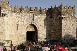 الاحتلال يغلق باب العامود وعدة احياء في القدس الأحد لتأمين مسيرات المستوطنين