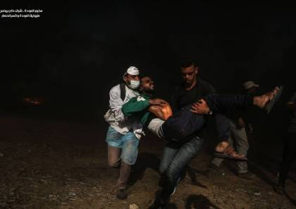 الصحة: 51% من إصابات مسيرة العودة برصاص حي ومتفجر