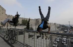 بالصور.. الشباب الفلسطيني