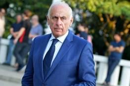 مقتل رئيس وزراء جمهورية أبخازيا بعد عودته من زيارة لسوريا
